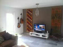 Lounge of our house to rent benalmadena, malaga Spain
